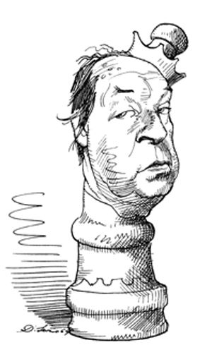 In The ReviewThis drawing appeared in the following: Nabokov's Game from the January 14, 1965 issue
