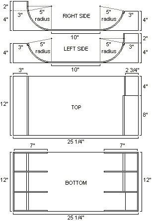how to make a portable skate box