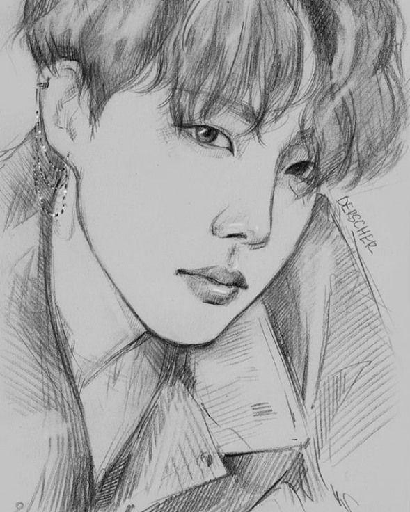 Kpop Drawing