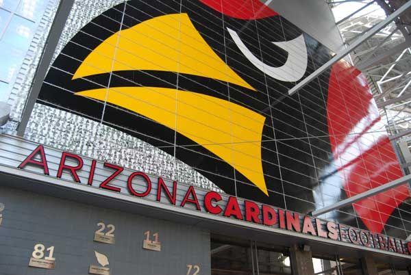 University of Phoenix Stadium Tour
