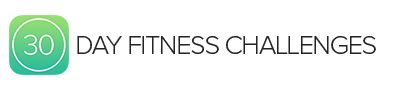 30 Day Fitness Challenges logo