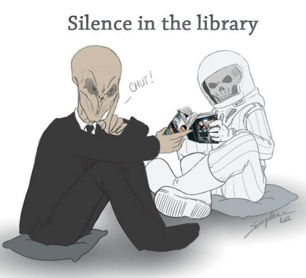 """Doctor Who """"Silence in the Library"""""""