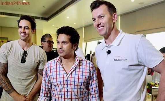 Indian cricket has some good bowling stocks coming through, says Brett Lee