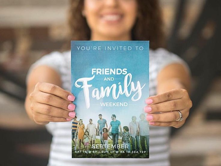 "81 Likes, 2 Comments - Pro Church Media (@prochurchmedia) on Instagram: ""Friend and Family Weekend 