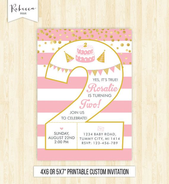 Best second birthday invite images second birthday party invitation 2nd birthday girl invitation second birthday invite girl birthday filmwisefo Choice Image
