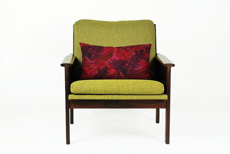 Duński fotel Capella