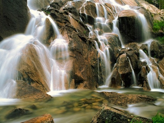 #Waterfalls waterfalls: Beautiful Waterf, Favorite Places, Summer Day, Sawtooth Wilderness, Waterf Waterf, Waterfall, Idaho Waterf, Water Fall, Beautiful Pictures