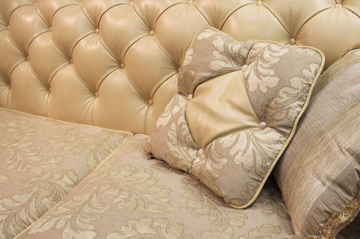 Уютные идеи дизайна – мягкая обивка в интерьере спальни