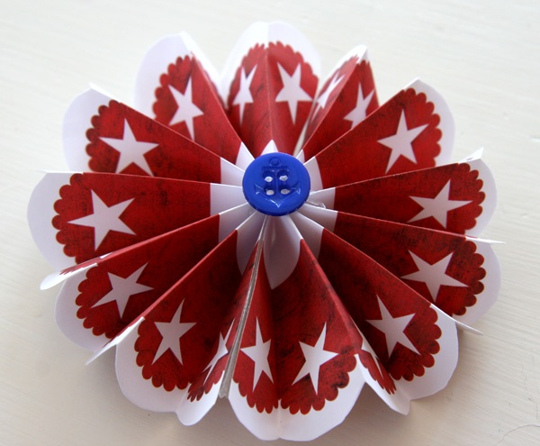 how to make a fourth of july burlap wreath