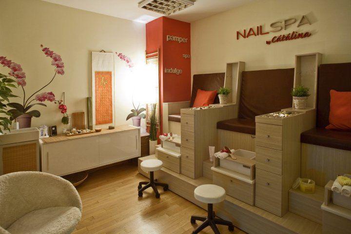 Nail Spa by Catalina #beautysalon #beautydistrict, #nailsart