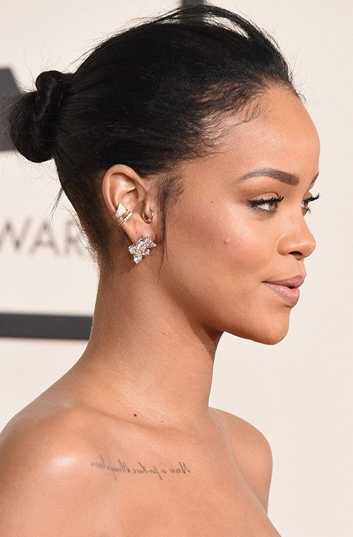 Celebrities With Multiple Ear Piercings Trend - refinery29.com