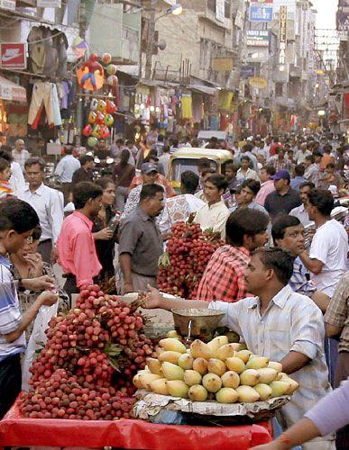 Streets of India   Matt Photo