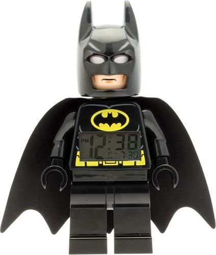 Batman, Alarmklocka Klokker Innredningsdetaljer Barnerom hos Lekmer.no på nettet.