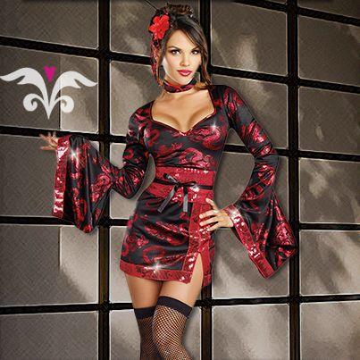 sexy halloween kostymer realecort