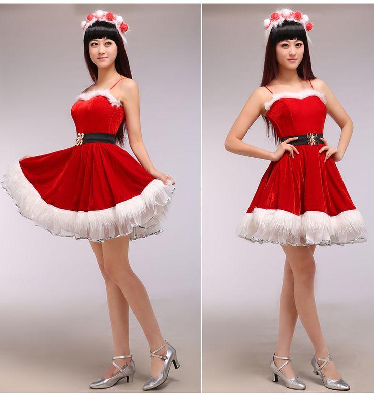 Christmas costume cosplay costumes female masquerade dance club bar