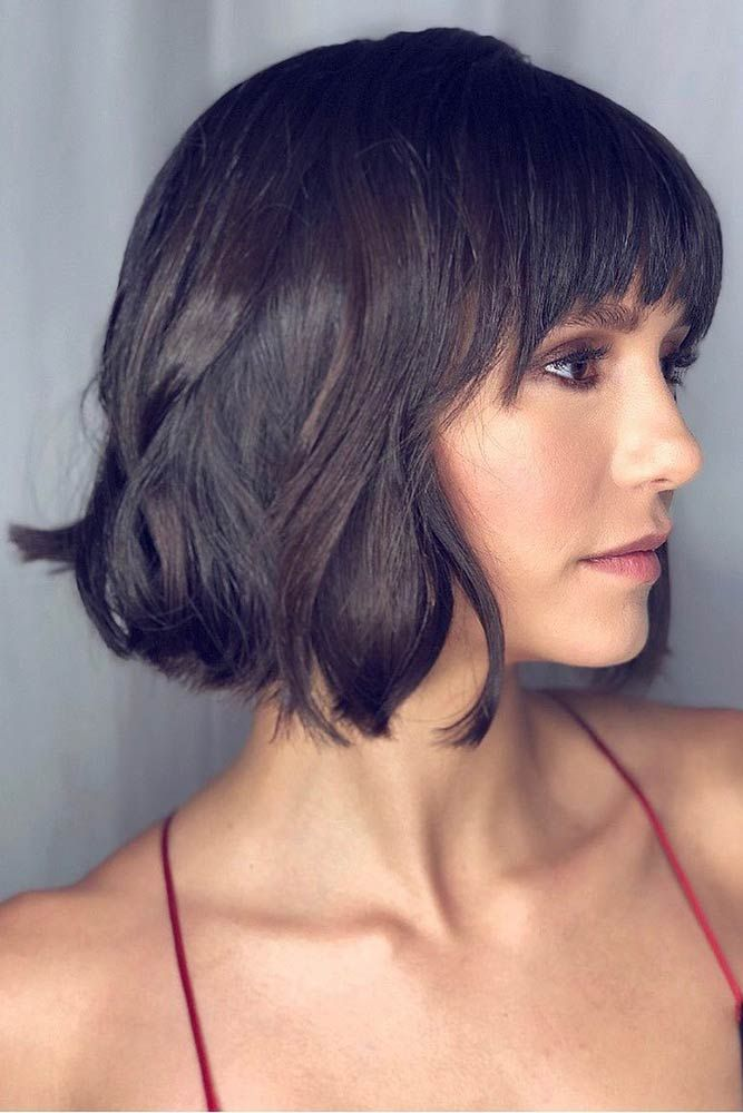 25 Perfect Short Hairstyles For Fine Hair Lovehairstyles Com Haircut For Thick Hair Thick Hair Styles Short Bob Hairstyles