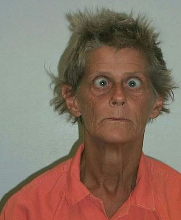 180 Best Images About Photos/mug Shots/weird Hairstyles On