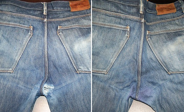 17 best images about mending jeans on pinterest patch jeans japanese clothing and diy tutorial. Black Bedroom Furniture Sets. Home Design Ideas