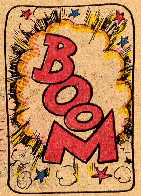 vintage comic book  graphic inspiration for https://www.fluxvfx.com/