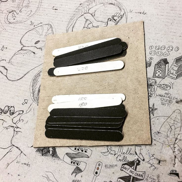 In the studio - sanding sticks for surface finishing  #sculpture #sanding #studio #artist #surface #finnish #process #tricks #inspiredlife #hack