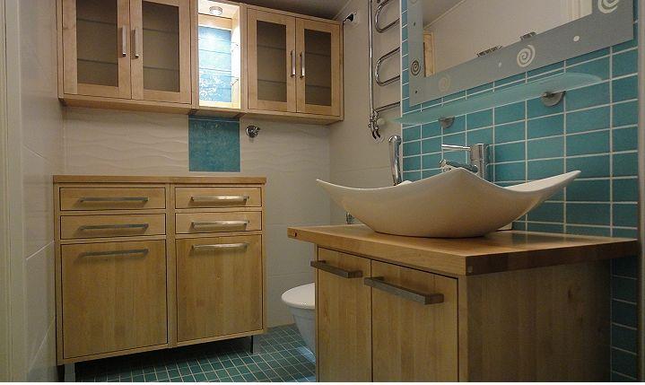 Keittiökalusteet | Keittiöremontti | Kylpyhuonekalusteet | WC-kalusteet - Designkaluste Finland Oy