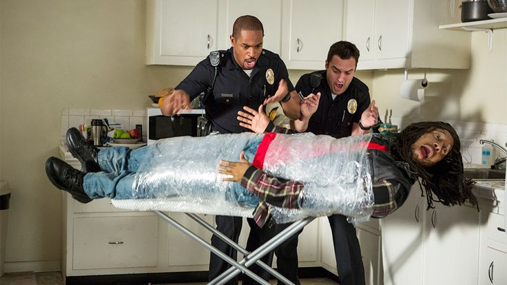 'Let's Be Cops' Campaign Feeds Twitter Blurbs Into TV Ads (Exclusive)