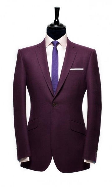 Fantastic jacket by Ozwald Boateng. Love the colour and the tailoring. Not enough around like this!