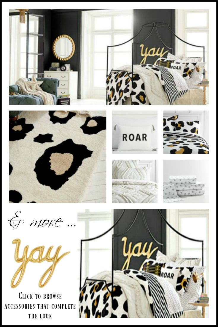Emily + Merritt Leopard Maison Bedroom. Leopard Theme Bedroom, Leopard  Print, Leopard Print Bedroom, Leopard Print Bedroom Ideas, Leopard Print  Bedding, ...