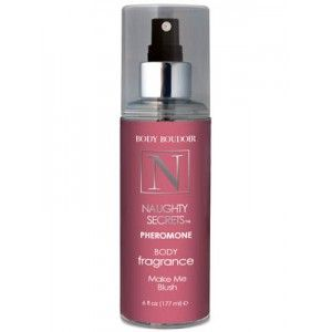 NAUGHTY SECRETS, Pheromone Body Fragrance, attractant enhances sex appeal...