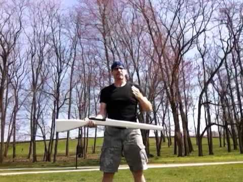 Glarehead's Color Guard Tip - Rifle 45 Tosses