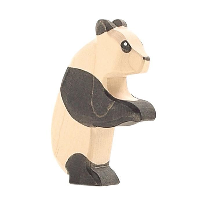 Ostheimer Bears - Panda Bear Standing – The Creative Toy Shop