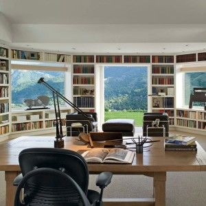 Home Office Interior Design: Workspaces With Views That Wow!
