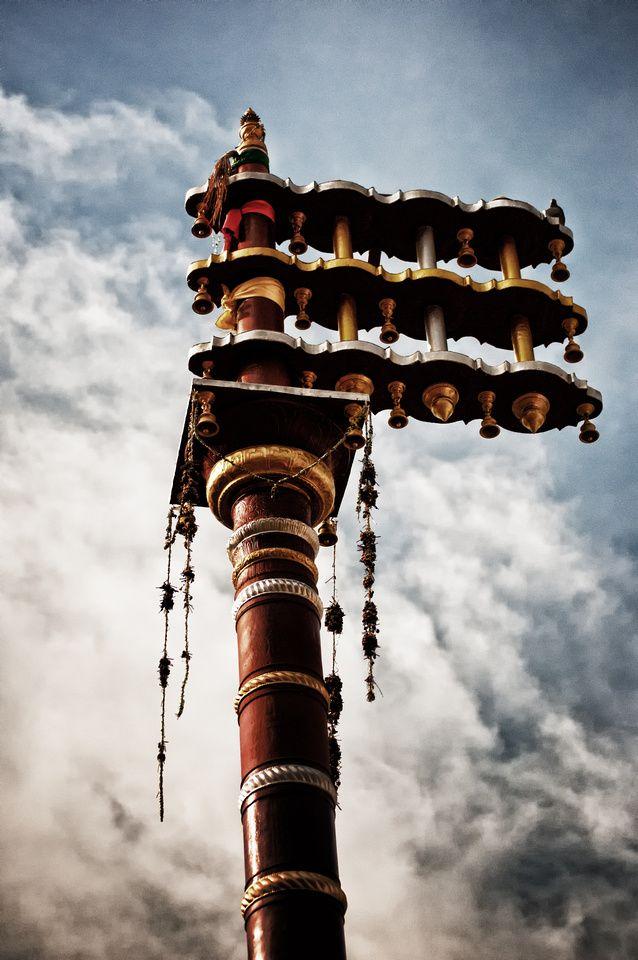 Sri Mariamman Totem