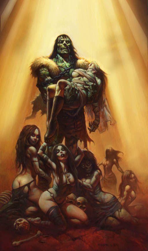 Holy Frankenstein! by AlexHorley.deviantart.com on @DeviantArt