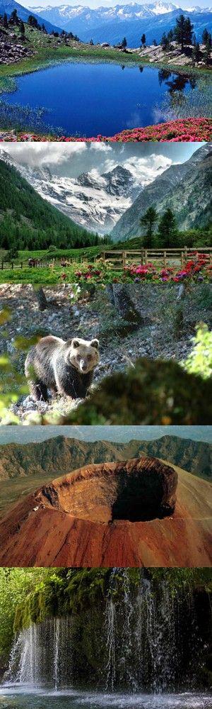 Cinque tra i più importanti Parchi Nazionali in Italia
