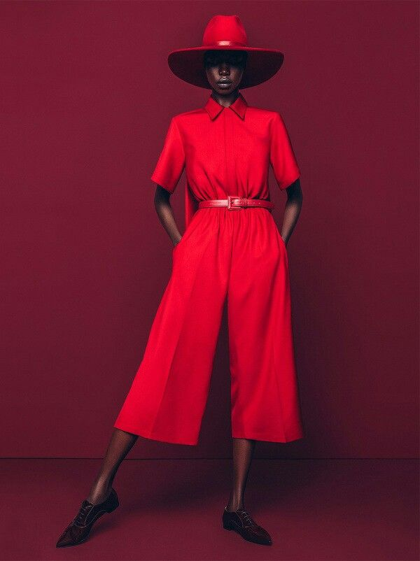 Nykhor Paul for Marie Claire South Africa