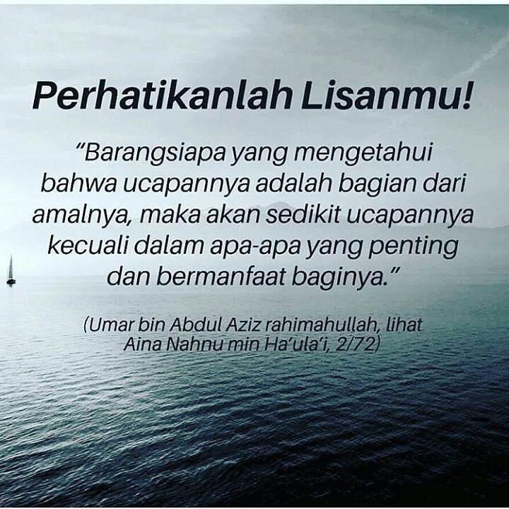 Pin Oleh Ahmad Sanusi Husain Di Motivasi Nasihat Islam Kutipan