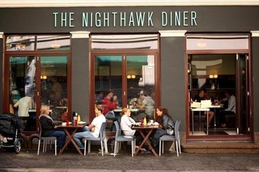 Nighthawk Diner - Restaurant, Café