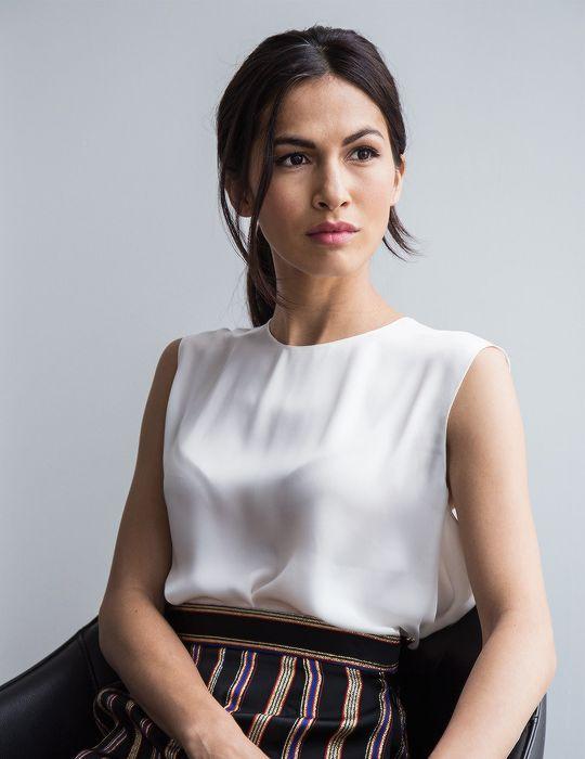 Elodie Yung for Vanity Fair, March 2016