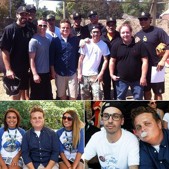 All the Pictures From The Sandlot's Cast Reunion!