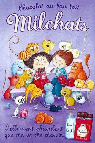 Milchats Card (amandine piu)