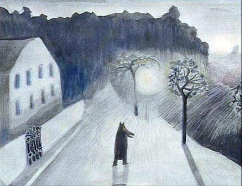 Tove Jansson - Black Moomintroll