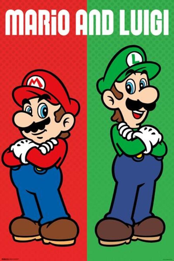 Shop By Video Game In 2020 Mario And Luigi Super Mario Mario