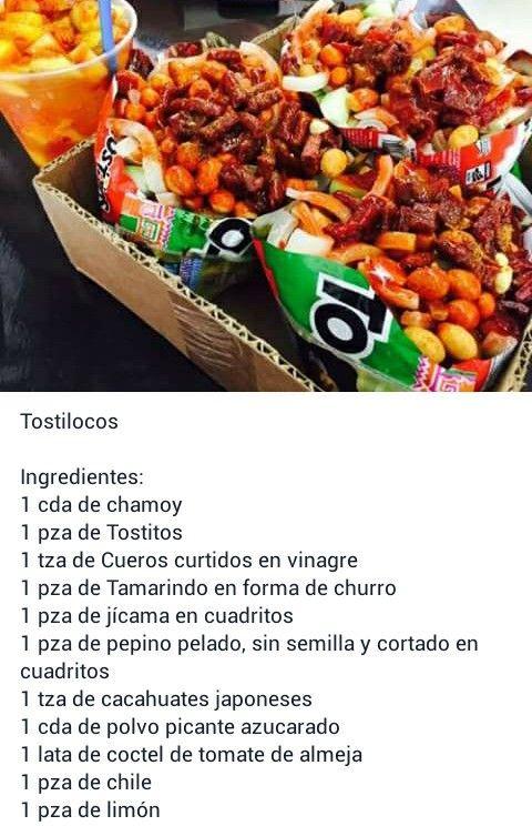 Tostilocos- My kind of walking taco!!