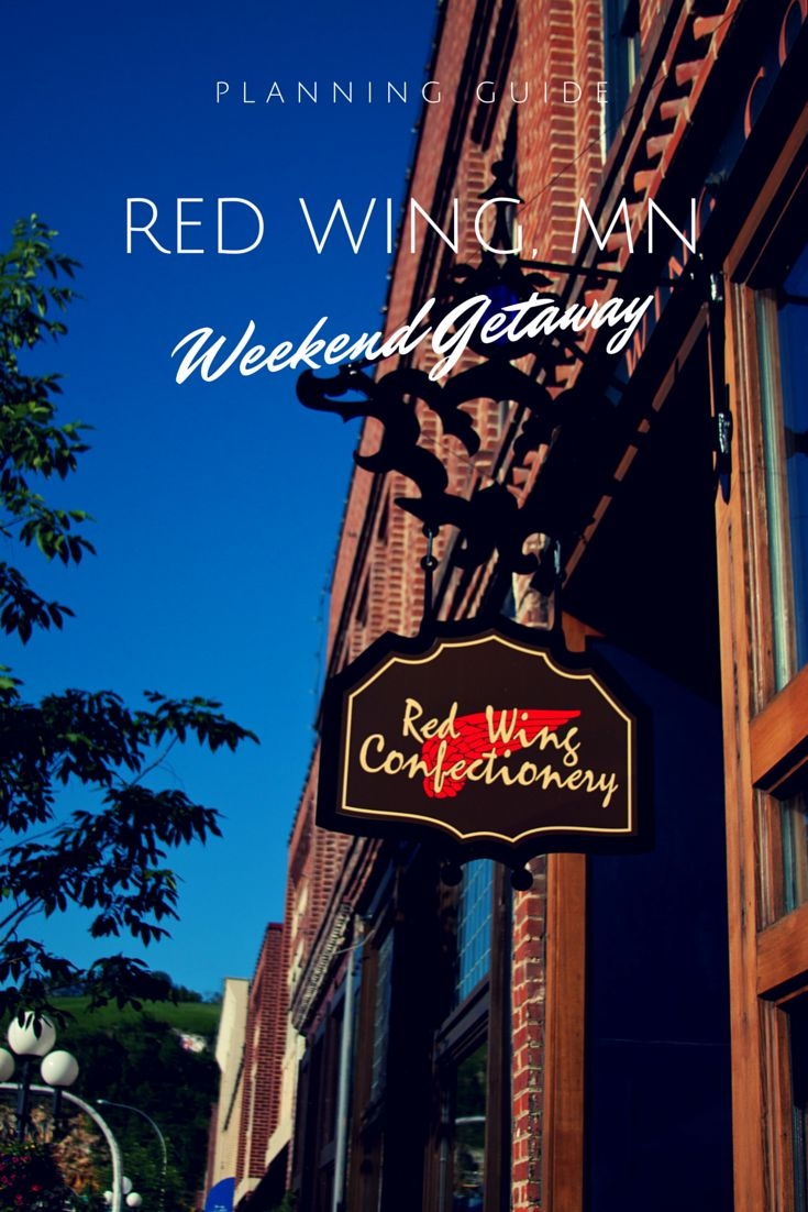 A weekend in Red Wing, MN is a step back in time, from brick buildings to the rhythmic chug of passing trains. Stay at a historic hotel and plan a romantic weekend or an active getaway in this river town for shopping and dining, golf, hiking and relaxing spas.