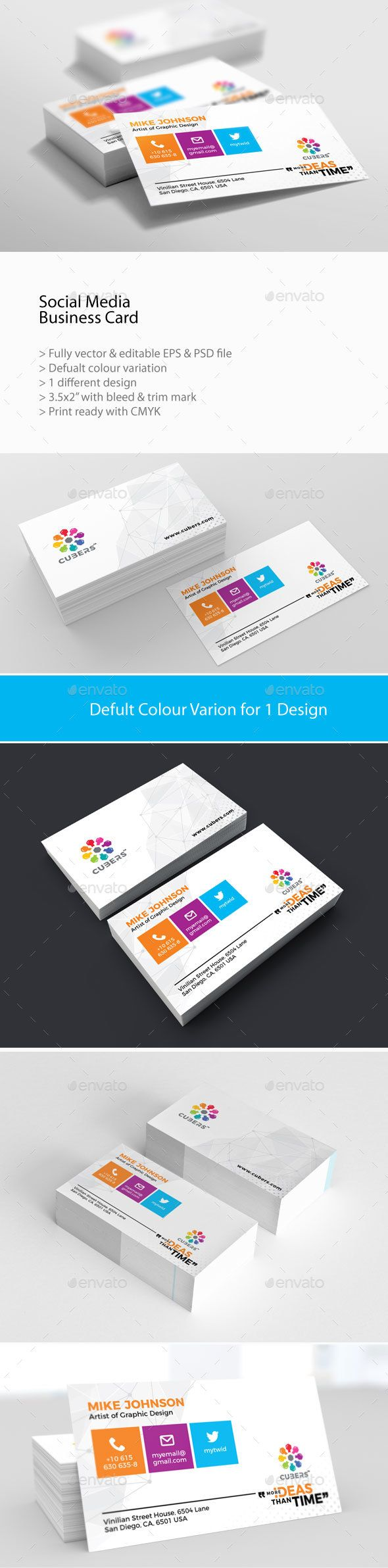 6062 best business card templates images on pinterest business corporate business card magicingreecefo Image collections