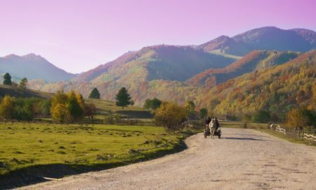 Fall in countryside Photo by An Drada — National Geographic Your Shot