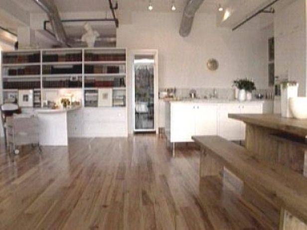 hard surface flooring options types of
