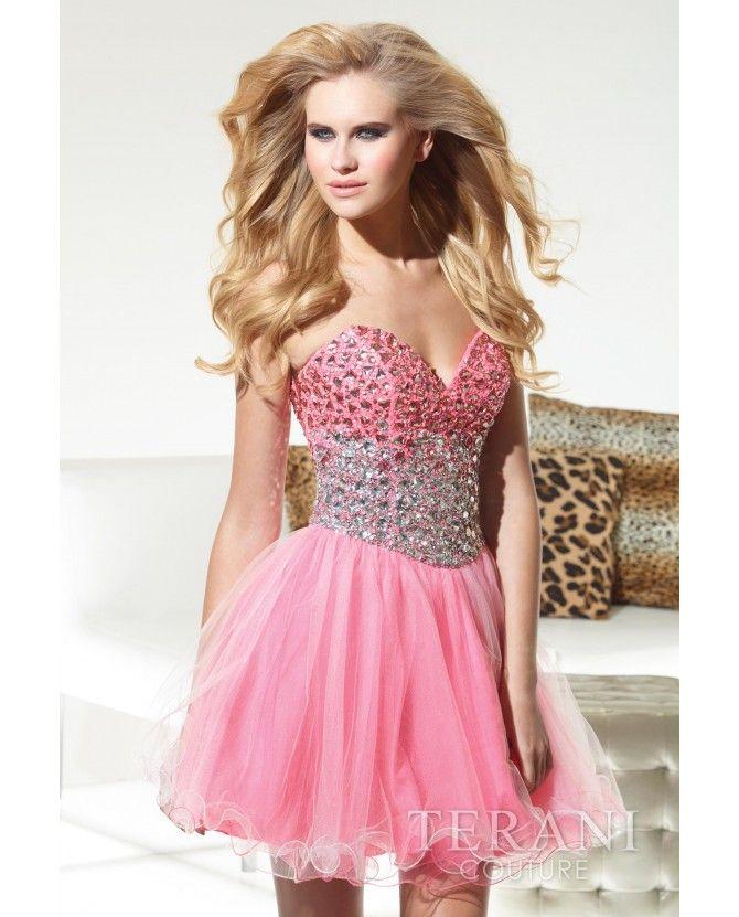 Mejores 12 imágenes de Prom en Pinterest | Vestido de baile de ...
