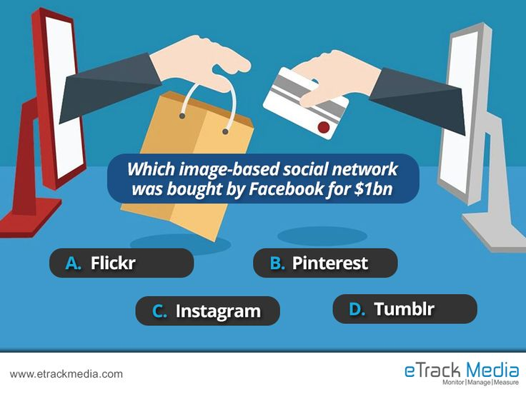 Quiz Time! Which image-based social network was bought by Facebook for $1bn?  #Quiz #QuizTime #DigitalMarketingTips #SocialMediaMarketing #SocialMediaCampaigns #Mumbai #DigitalMarketingStrategy #SocialPlatforms #DigitalMedia #Revenue #Startup #Facebook